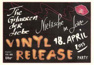 Vinyl Release 1